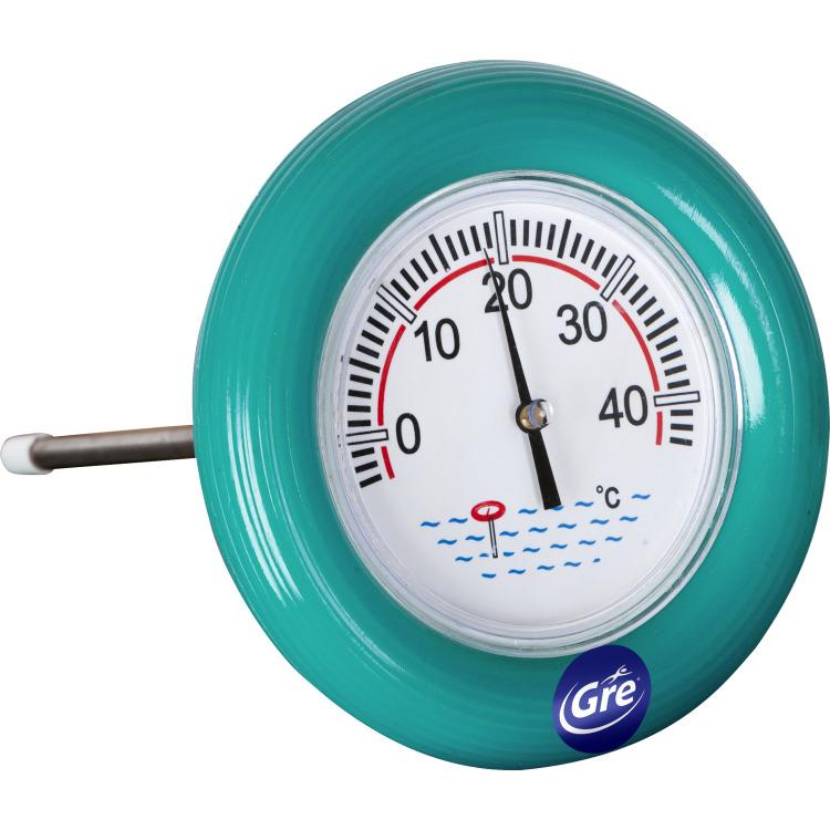 Thermometer boei