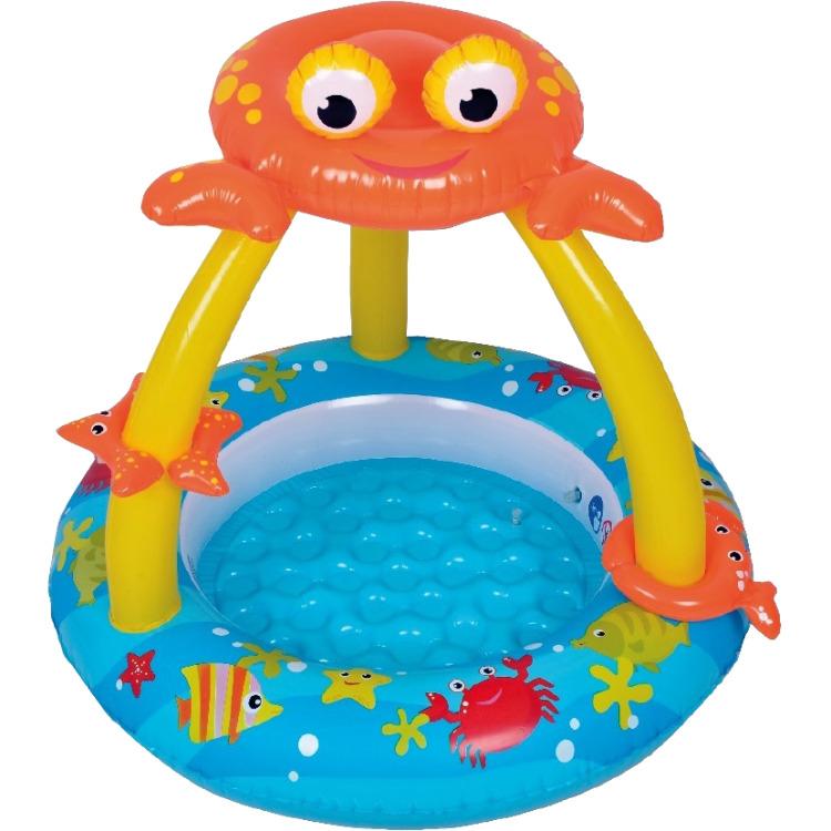 Babyzwembad Karel Krab