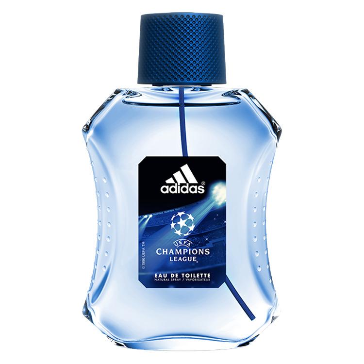 Adidas Champions League Star Edition Eau De Toillette 50ml
