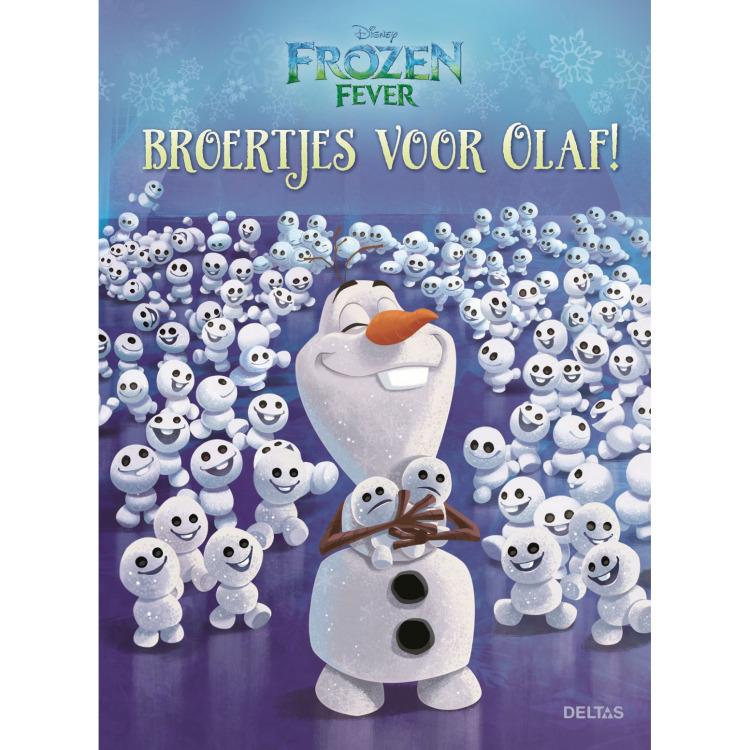 Image of Disney Frozen Fever - Broertjes Voor Olaf!