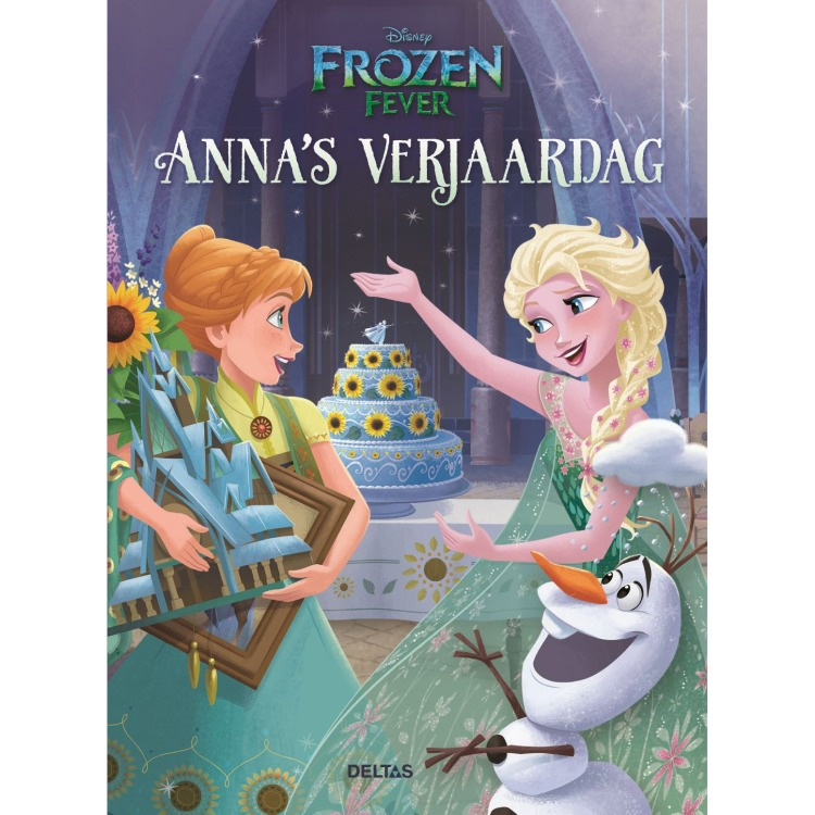 Image of Disney Frozen Fever Annas Verjaardag