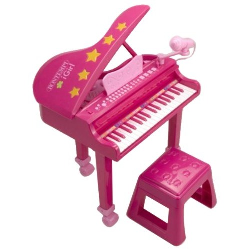 Image of Elec. G.Piano W/mic,legs & Stool