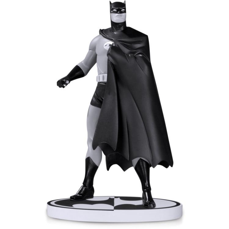 Image of Batman Black & White Statue By Darwyn Co