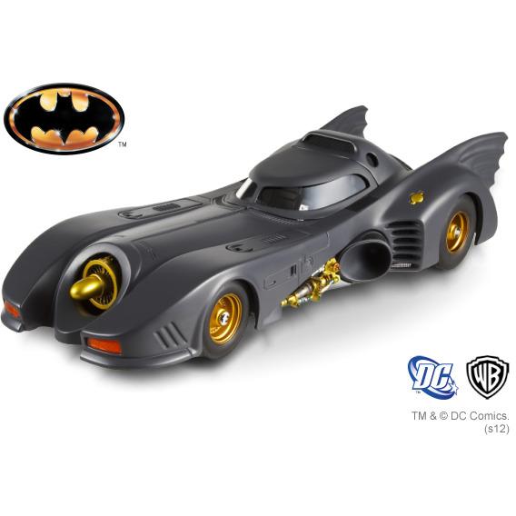 Image of Batman Returns: 1989 Batmobile Die-cast Model Scale 1:18