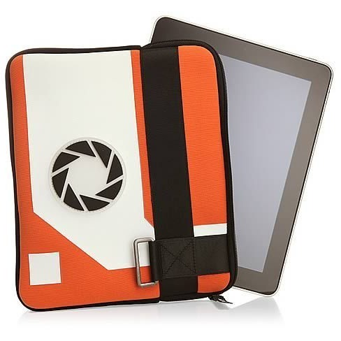 Image of Portal 2: Aperture Laboratories IPad Sleeve