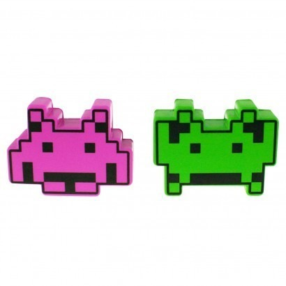Image of Space Invaders Stress Icon