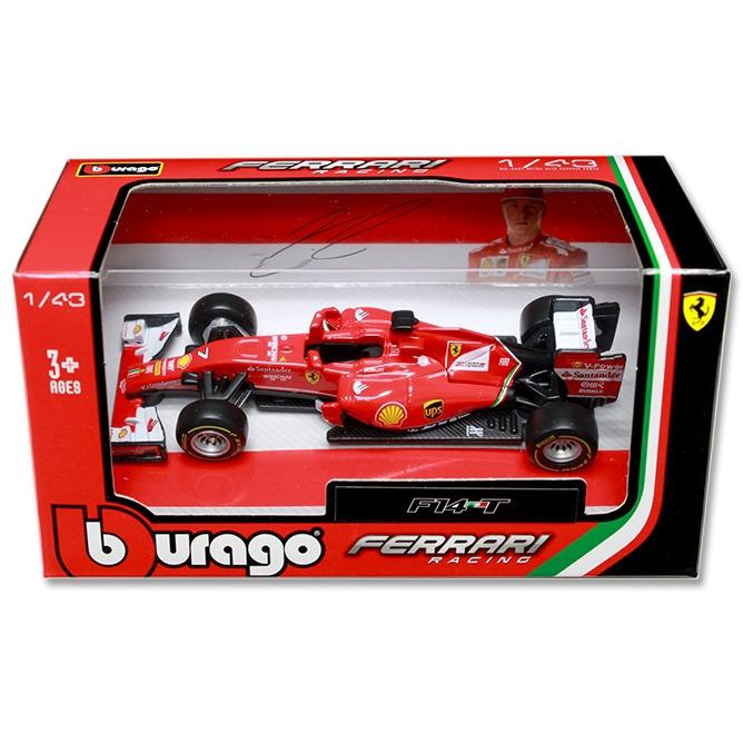 Image of 1:18 Auto Bburago Ferrari SF15-T 2015