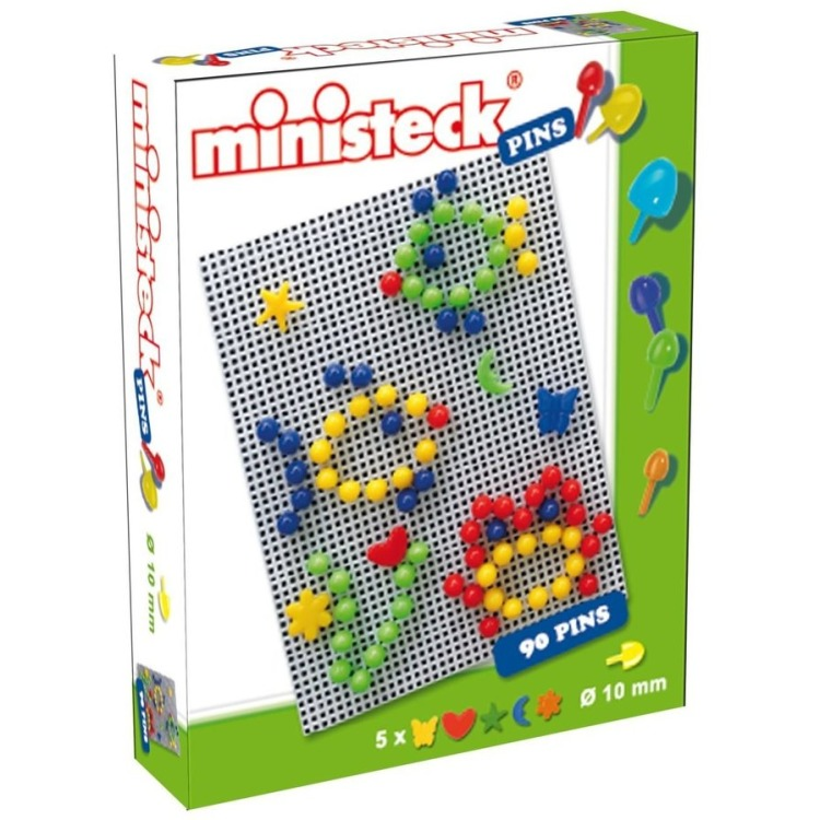 Ministeck Ornamenten - 90 Pins