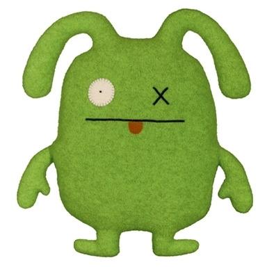 UglyDolls Little Ox  - Knuffel