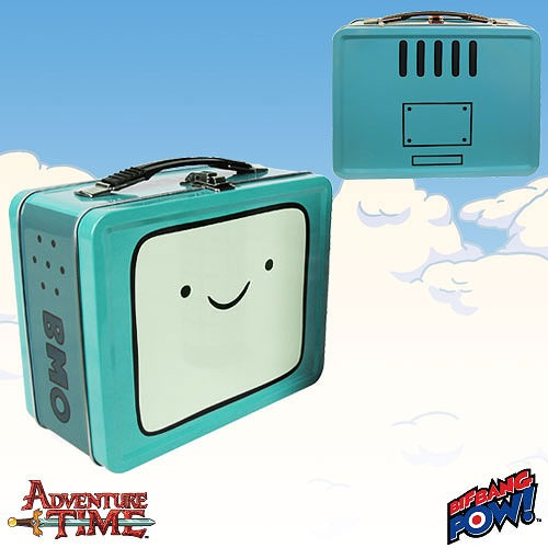Image of Adventure Time: BMO Tin Tote