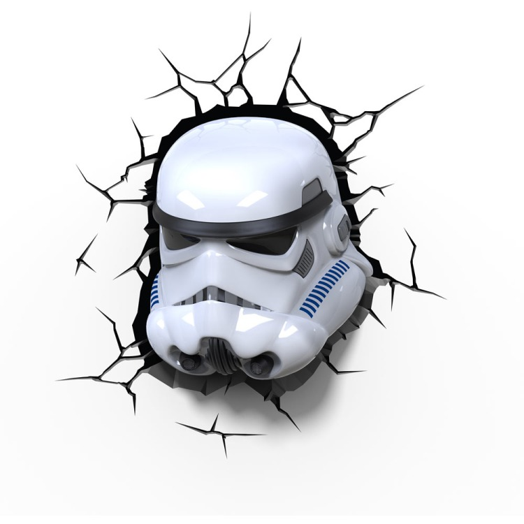Image of 3D Light Star Wars Stormtrooper