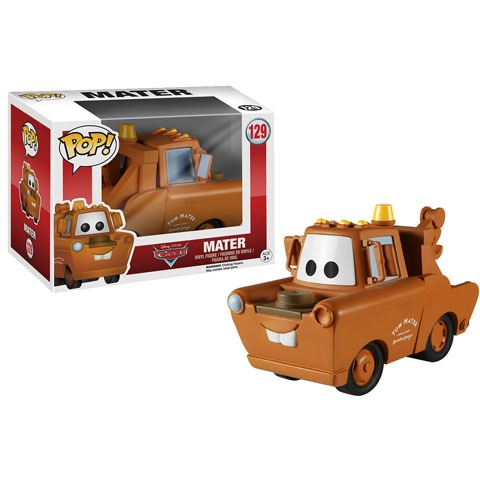 Disney Cars Mater Pop! Vinyl Figure