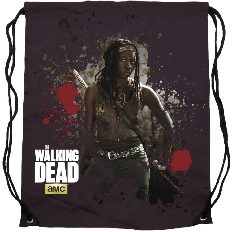 Image of The Walking Dead: Michonne Cinch Bag