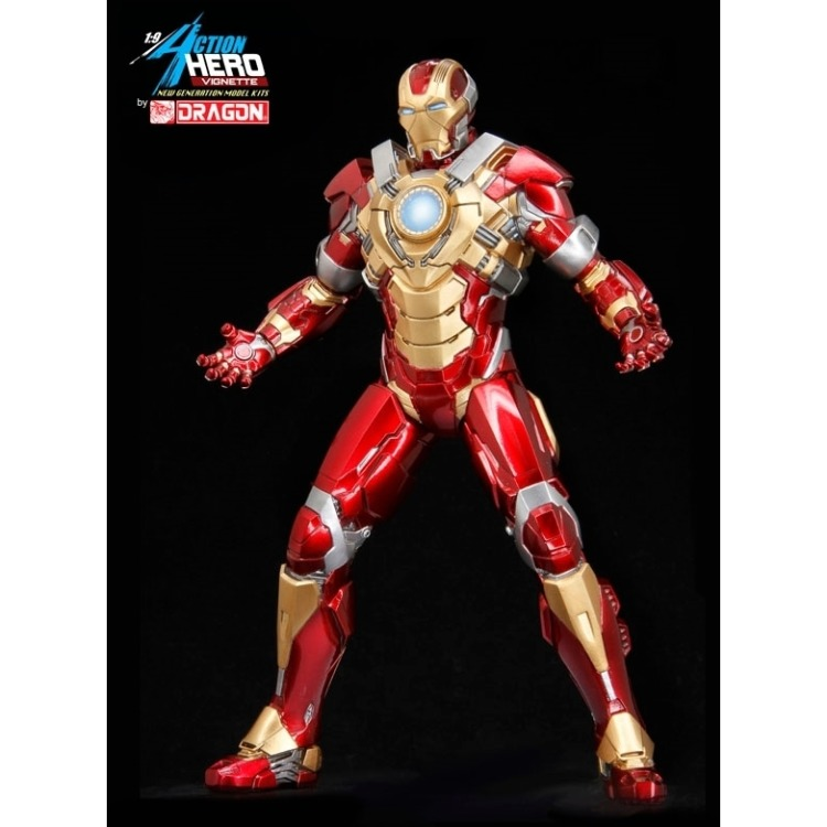 Image of Iron Man 3: Heart Breaker Action Hero Vignette