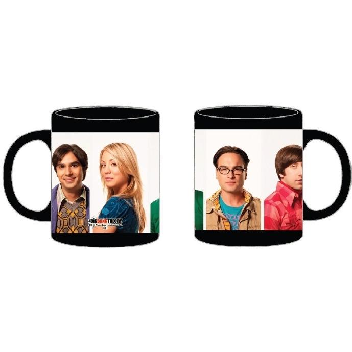 The Big Bang Theory: Acteurs Beker