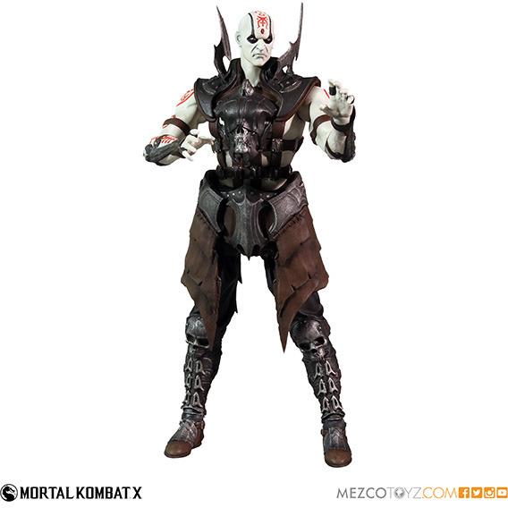 Image of Mortal Kombat X Action Figure: Quan Chi