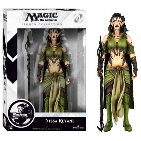Funko: Legacy Magic the Gathering - Planeswalker Nissa Revane