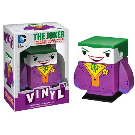 Funko: Vinyls Cubed DC Universe - The Joker