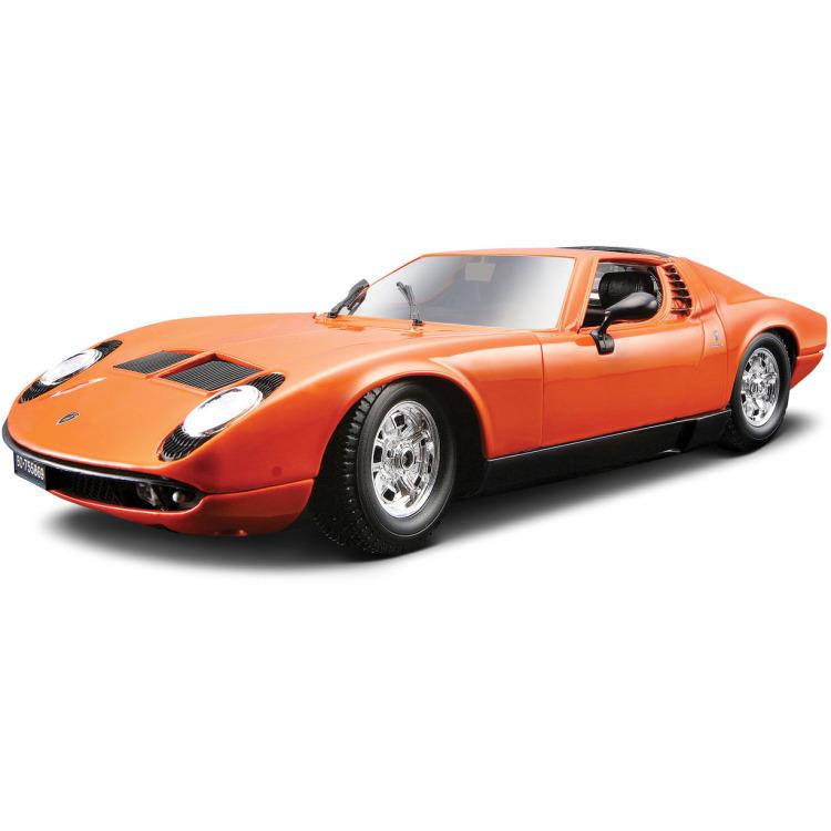 Bburago Lamborghini Miura 1:18