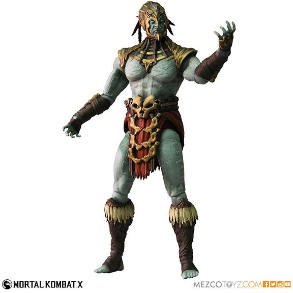 Image of Mortal Kombat X Action Figure: Kotal Kahn