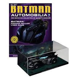 Image of Batman & Robin: 1:43 Batmobile With Magazine