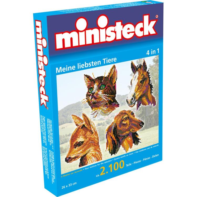 Ministeck liefste dieren