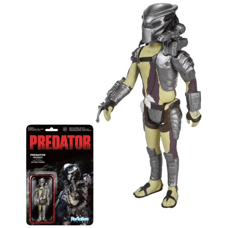 Funko: Reaction Masked Predator