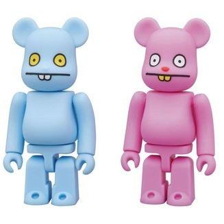 UglyDolls Bearbrick Trunko & Babo