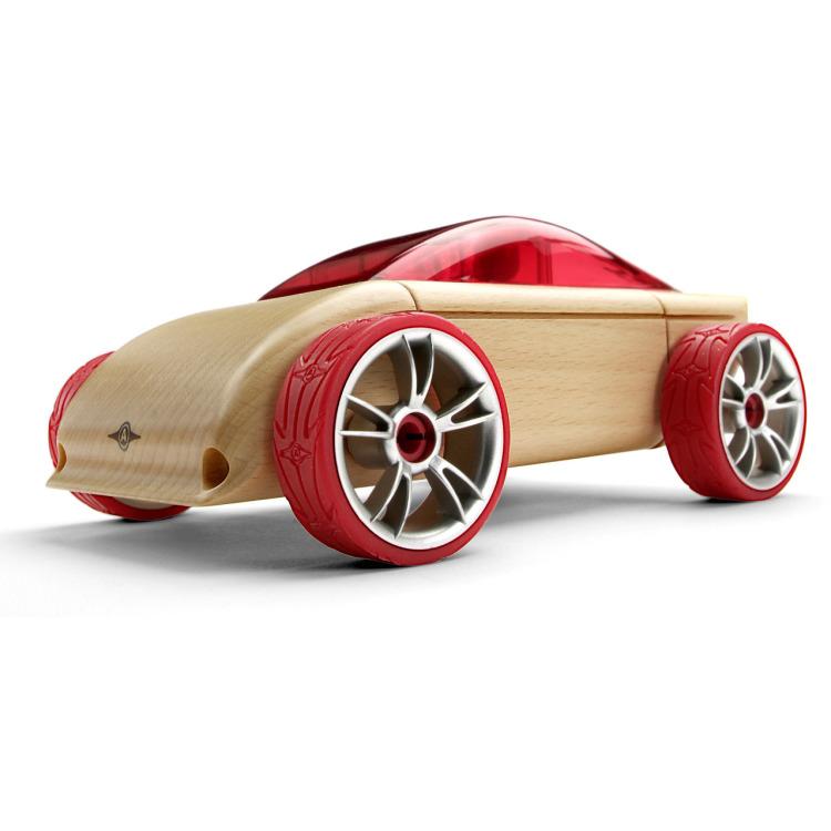 Image of C9 Sportscar - Rood