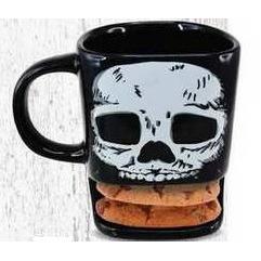 Image of Brew Buddies: Skull Mug