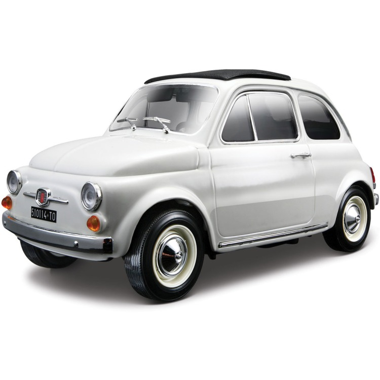 Bburago Fiat 500F 1965