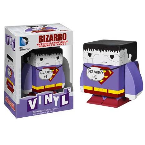 Funko: Vinyls Cubed DC Universe - Bizarro
