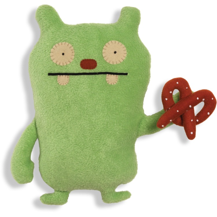 UglyDoll: Classic Foodies: Jeero With Pretzel