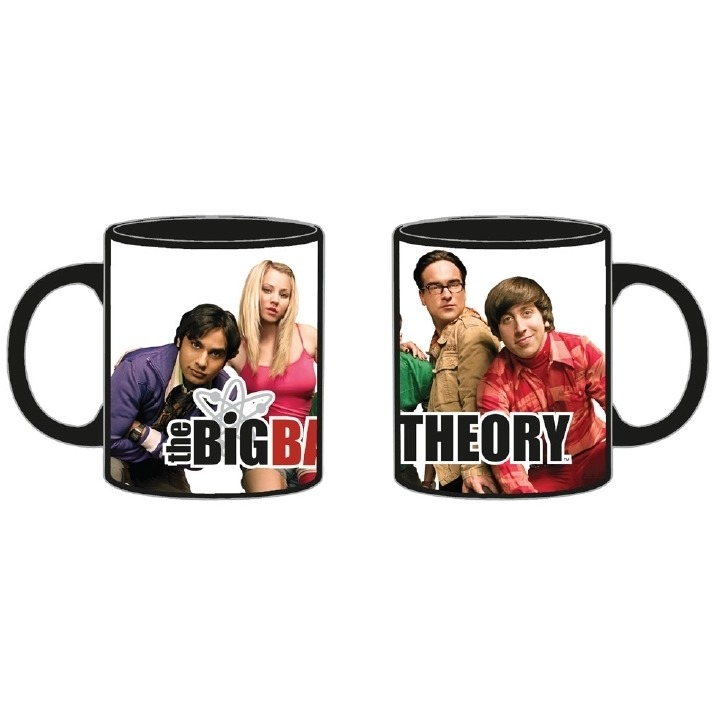 The Big Bang Theory: Groep Beker