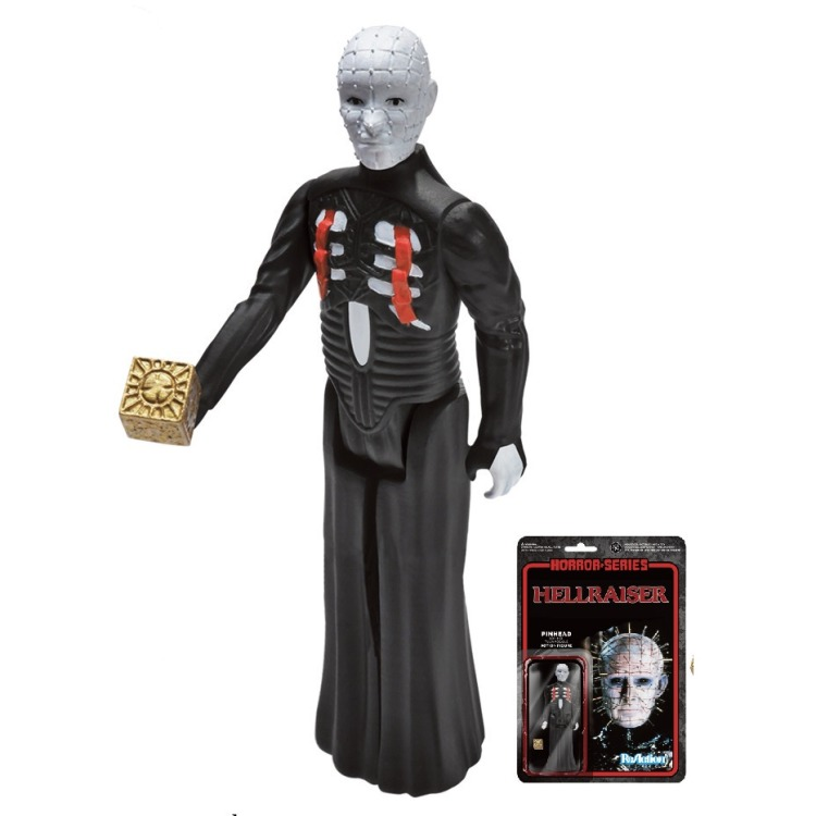 Funko: Reaction Hellraiser Pinhead