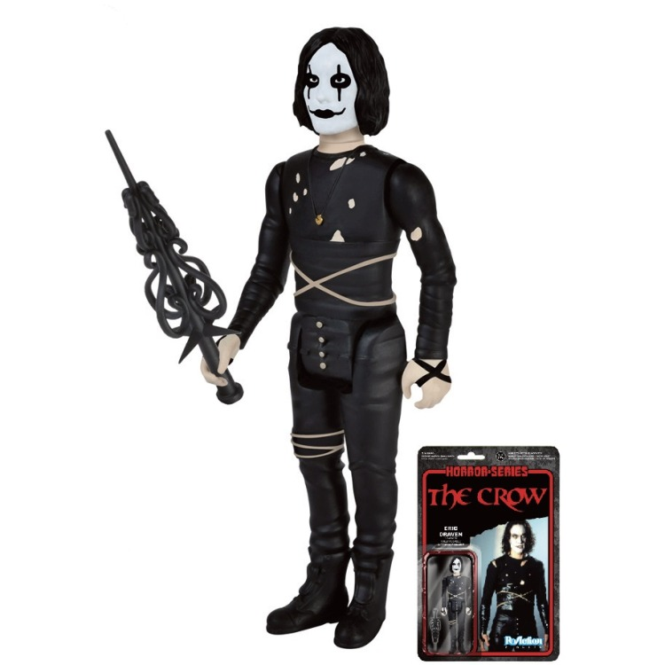 Funko: Reaction The Crow
