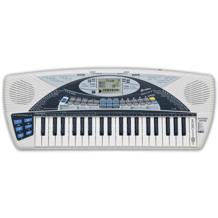 Image of Bontempi DJ keyboard 40 keys