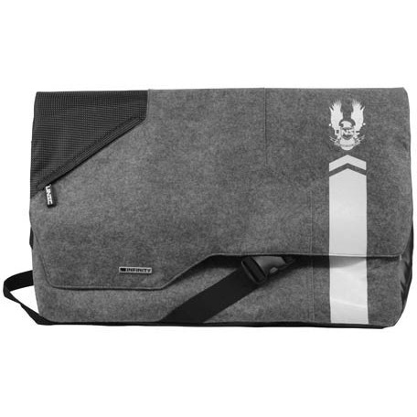 Image of HALO: Infinity Courier Messenger Bag