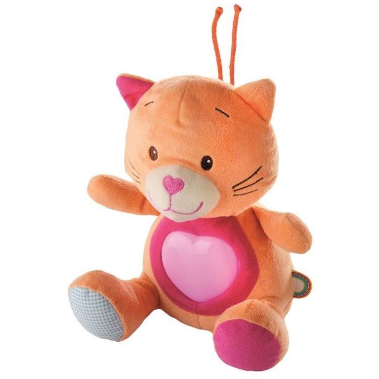 Minimi Toys: Muzikaal waaklichtje Mia