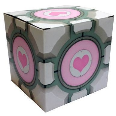 Image of Portal 2 High Quality Gift Box