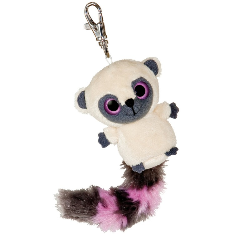 YooHoo and Friends: YooHoo Mini Key Clip Pink 3In