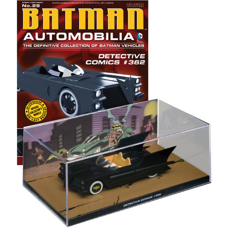 Image of DC Batman: Automobilia #29 Detective Comics #362
