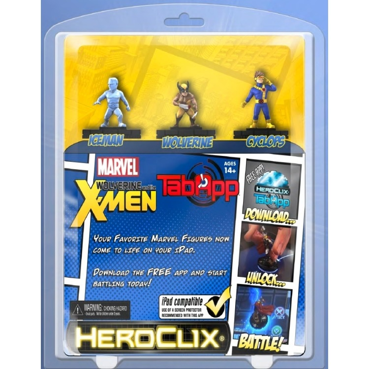 Marvel - HeroClix: Wolverine &  X-Men TabApp