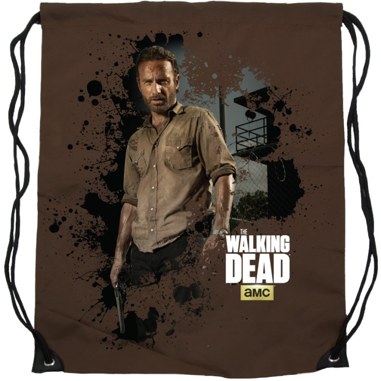 Image of The Walking Dead: Rick Grimes Cinch Bag