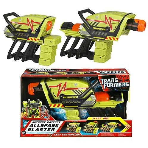 Transformers Movie - Allspark Blaster - Ratchet