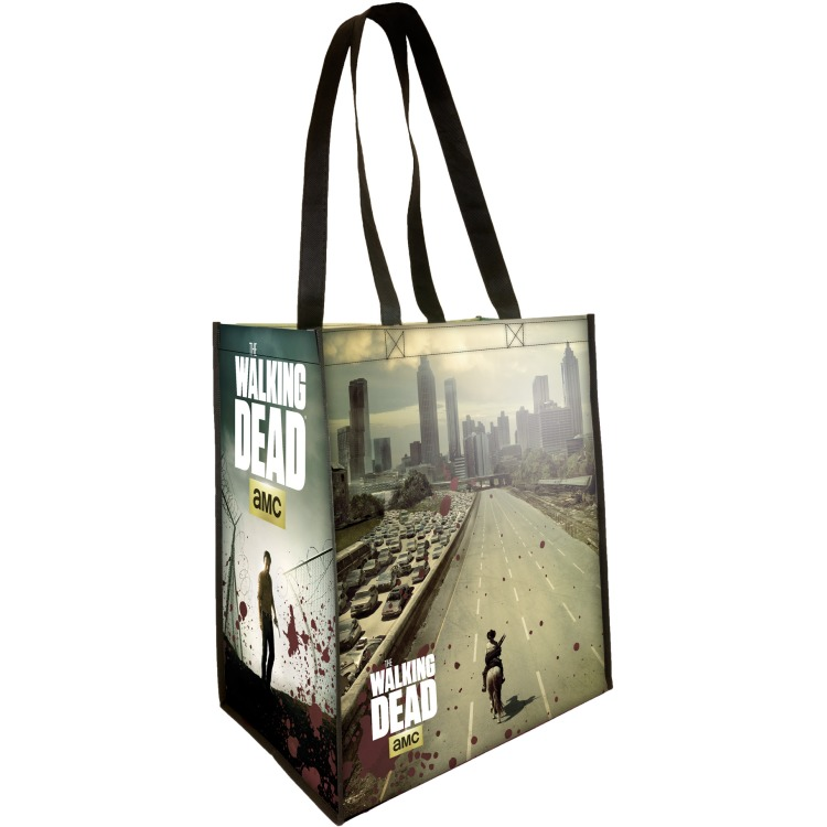 Image of The Walking Dead: Rick Grimes Shopping Tote