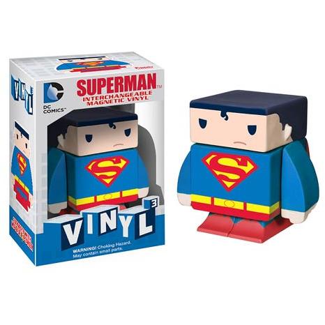 Funko: Vinyls Cubed DC Universe - Superman