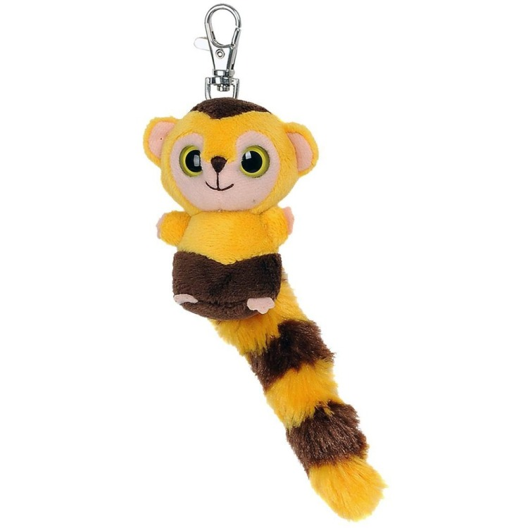 Image of YooHoo And Friends - Roodee Capuchin Aap Sleutelhanger, 7,5 Cm