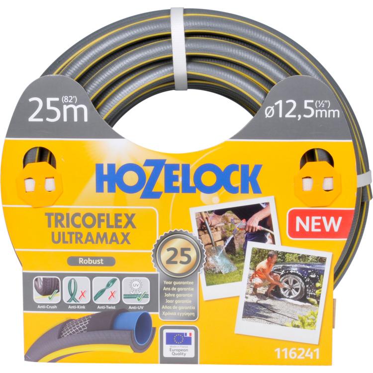Hozelock Tuinslang 25m (Grijs)