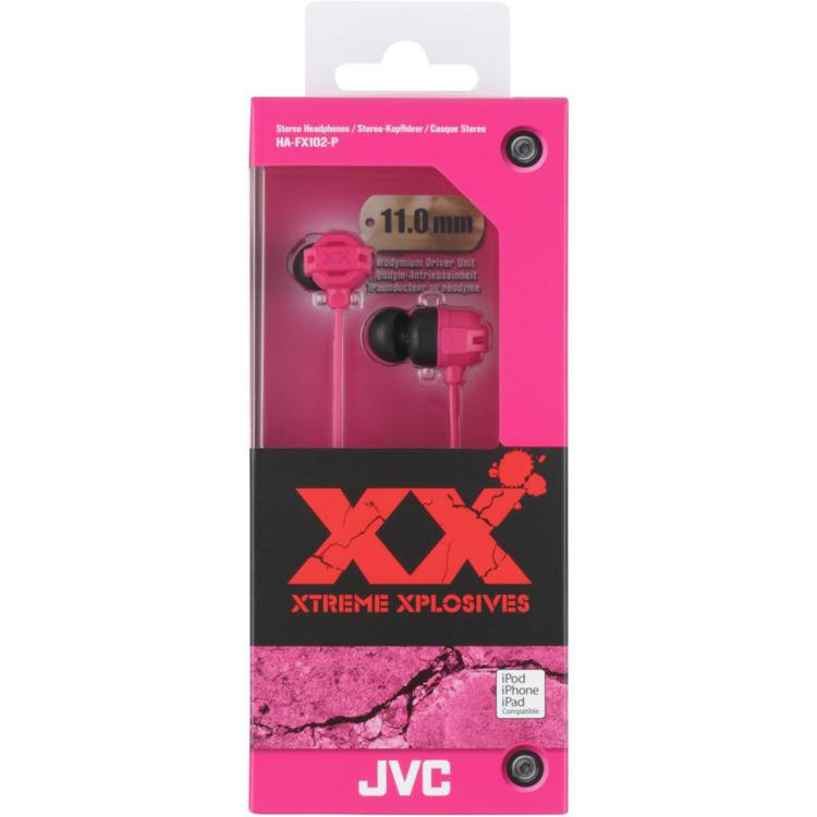 JVC in ear hoofdtelefoon